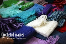 Crocheted Service Projects