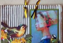 Former Design Team: Valerie Tups / Paper Crafting Artist Valerie Tups working with Gecko Galz design team