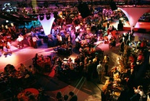 Fundraisers and Galas / WCF creates an exciting environment appropriate 