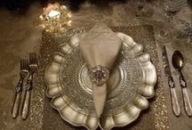 Tablescape / by Libby Costa