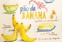 Comendo bem / by Nanda P.