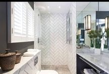 Refreshing Bathroom Ideas (Citrus Bathrooms) / Some bathroom ideas from across the world that we, at Citrus, have loved and been inspired by. / by Citrus-Refreshing Bathroom Ideas/Products