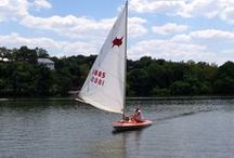SAILING LESSONS / Group and private sailing lessons available by a certified US Sailing instructor.