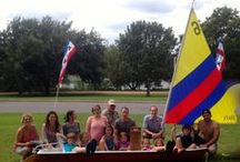 BIRTHDAY PARTIES / Sailing Birthday Parties are a lot of fun for the young and the old!  We offer 2 hours and 3 hours of sailing time, together with basic sailing instructions and safety afloat overview on Lady Bird Lake.  Please check out our website for more details on customizing your birthday party today.