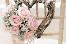 Shabby Chic/Rustic/Vintage Wedding / Shabby Chic/Vintage Wedding Ideas