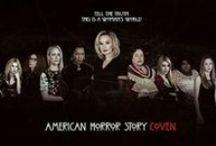 American Horror Story   / American Horror Story : Murder House, Asylum, Coven,  / by Thomas Gorman