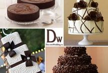 Chocolate Wedding / Chocolate Wedding Ideas
