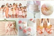Wedding Palette / Color Ideas For Your Wedding