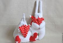 Valentine's Day/Hearts / Valentine's Day Ideas And Crafts