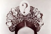 Head Dress / Masks and Millinery