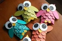 Arts and crafts / Wonderful craft ideas to use in your unit