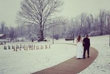 The Snow / Salamander Resort & Spa in a stunning wintry setting.