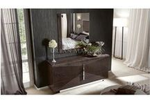 Dressers / Add the finishing touches to a bedroom by including a chic dresser and armoire.