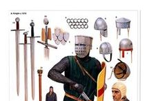 Knight - Armor pieces
