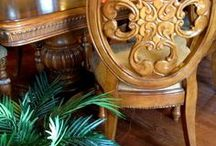 Quality Consigned Furniture / Carefully selected Consignment pieces that we showcase and sell in our shop!