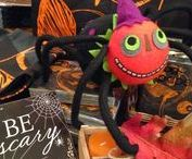 Autumn and Halloween at Second Avenue! / Halloween and fun Fall items!