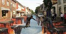 Art (Street, 3D etc.)