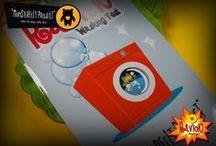 RAVIOLO PROJECT / Creazione del raviolo, piccolo cuscinetto da utilizzare come cavia per fare i test di lavaggio.