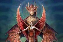 Mystical Beings