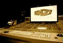 Enzy Studios Mumbai, India / Recording Studios, House Of Worship and Post Production Houses Built and Designed by Westlake Pro