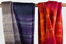 Marvelous Mohair / A board celebrating that sinfully soft and fashionable fabric, mohair.