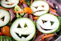 Halloween treats and eats / Healthier treats and eats for Halloween that are made with real foods.
