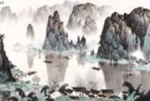Chinese Paintings / Chinese paintings from famous Chinese artists.