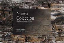 """Catalogo 2016 - Artesania de Calidad / Todo los productos son hecho a mano, por 2 Artistas Muy conocido en Gran Canaria, trabajan en el Estudio de Arte y Artesania """"HUELLA ARTISTICA""""."""