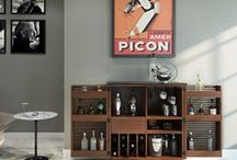 August Home Decor Trends / Hottest time in the year for #homedecor & #contemporaryfurniture!
