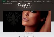 midnight-tan.com : what we do / Products and services