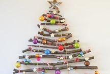 Christmas DIY / déco de Noël