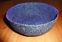 Textile Bowls