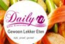 Gerechten van Daily-in / http://www.daily-in.nl Gerechten van Daily-in