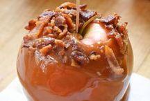 Caramel / Candy Apples