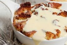 Bread Puddings/Cobblers