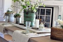 Farmhouse Style / by Cheryl Derico