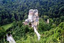 Burgen an der Mosel