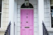 Doors / Разноцветные двери со всего мира