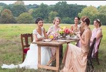 [Tea Party] Bridal Tea / Inspirational shoot by Carrie Allen Photography and the Bramleberry Cottage & Tea Shoppe at High Country Orchard.  Hair: McKenzie Setter of Bellezza Salon & Spa Makeup: Alyssa Walsh of Gloss Makeup Artistry Shoot location: High Country Orchard Models: McKenzie Quaintance, Brett Rountree, Jasmin Hallam, and Zarah Meyer