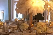 Harlem Nights/ Great Gatsby Inspired Wedding