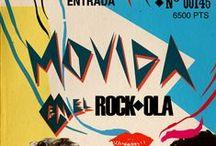 Movida en el Rock-Ola / Vive una fiesta en la Movida... en tu propia piel. Más imágenes en https://www.facebook.com/Despertalia