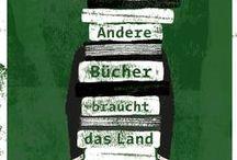 Andere Bücher braucht das Land 2015 / Markt der unabhängigen Verlage im Literaturhaus München (5./6.12.2015) www.literaturhaus-muenchen.de/bazar