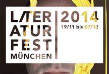 Gelb oder Leben / Eine Hommage an das Literaturfest München-Plakatmotiv 2014 von Büro Alba www.literaturfest-muenchen.de www.bueroalba.de