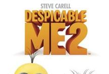 Despicable Me 2 / More Minions. More Despicable.