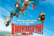 Hoodwinked Too! Hood vs. Evil / Not All Fairy Tales Go By The Book