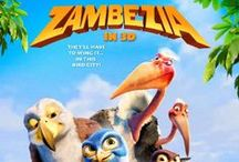 Adventures In Zambezia / Every Hero Must Earn Their Wings
