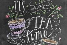 Tea Quotes and Art