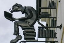 bibliotheken & bücher
