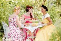 [Tea Party] Summer Garden