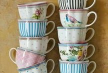 Teacups Galore